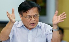 Ông Nguyễn Đình Cung: Chưa thể thay thế doanh nghiệp nhà nước