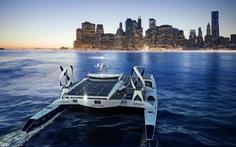 Đi vòng quanh thế giới bằng chiếc thuyền sử dụng năng lượng tái tạo