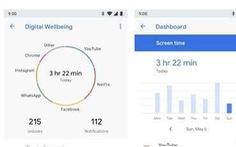 Google cũng muốn giúp người dùng kiểm soát thời gian dùng điện thoại