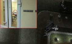 Phạm nhân nhảy lầu tự tử khi đang điều trị trong bệnh viện