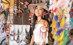 Hoa hậu Tiểu Vy kể về mẹ bằng tiếng Anh tại Miss World