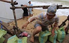 Ứng phó bão số 9, Khánh Hòa cấm biển