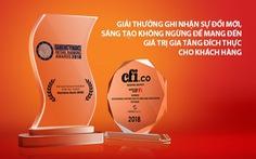 Maritime Bank nhận 2 giải thưởng quốc tế