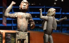 Pháp trả lại 26 di sản nghệ thuật lấy của Benin
