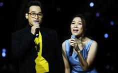 Hát sai, Mỹ Tâm và Hà Anh Tuấn xin hát lại