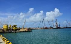 Xin nhận chìm 15,5 triệu m3 chất nạo vét cách đảo Lý Sơn 28km