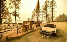 Đã khống chế toàn bộ đám cháy rừng chết chóc nhất ở California