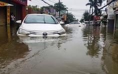 Xe bị thiệt hại do mưa bão, đền bù được không?