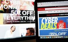 Ngày Cyber Monday 'lớn nhất lịch sử' bắt đầu ở Mỹ