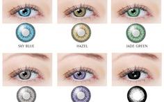 Cách chọn kính áp tròng và cung cấp oxy cho mắt