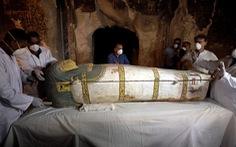 Ai Cập khai quật xác ướp phụ nữ hơn 3.000 năm tuổi
