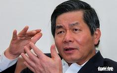 Kỷ luật nguyên bộ trưởng Bộ Kế hoạch - đầu tư Bùi Quang Vinh