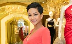 H'Hen Niê ưu tiên mặc thiết kế Việt thi Miss Universe 2018