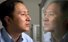 'Thiên tài điên' chỉnh sửa gen từng mơ thành Einstein của Trung Quốc