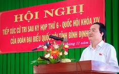 Bộ trưởng Phùng Xuân Nhạ nói gì vụ cô giáo phạt tát học sinh 231 cái?
