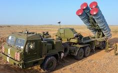 Nga triển khai thêm tên lửa S-400 trên bán đảo Crimea