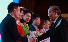 'Huy động công sức trí thức trẻ đóng góp cho đất nước'