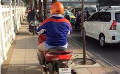 Leo vỉa hè sẽ bị phạt nặng ở Bangkok