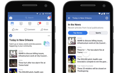 Ngăn tin giả, Facebook cung cấp thêm kênh tin tức địa phương