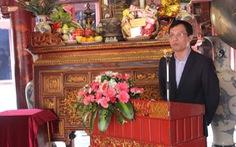 Cháu ngoại GS Phan Huy Lê nhận giải nhất giải thưởng Phạm Thận Duật