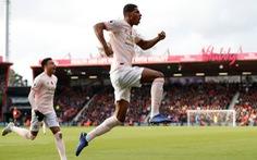 Manchester United ngược dòng đá bại Bournemouth ở phút 90+2