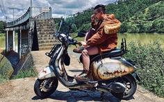 Chàng trai 9X du lịch muôn nơi bằng chiếc xe 'hoen gỉ'