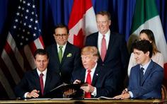 Mỹ, Canada, Mexico ký thỏa thuận thay thế NAFTA
