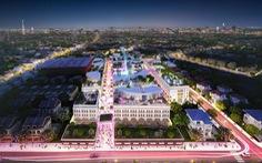 Quận siêu thị của Sài Gòn ở đâu?