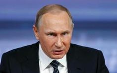 Tập đoàn Trump tặng căn penthouse 50 triệu USD cho ông Putin?