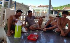 Đảo Điệp Sơn  sau 1 năm hứng bão lịch sử Damrey