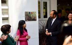 Thủ tướng Pháp dự khai trương Trung tâm Y tế tại TP.HCM