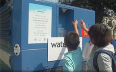 Hà Nội: Đã có máy lọc nước uống từ không khí