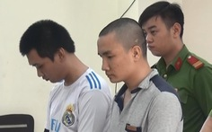 Truy tố tội giết người đối tượng chuyển thuốc lá lậu tông xe CSGT
