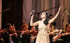 Live show của Lan Anh thắp lên niềm tự hào 'tôi yêu tiếng nước tôi'