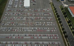 Tháng 10, Việt Nam nhập hơn 14.000 xe hơi