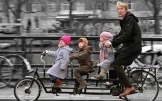 """Hà Lan trở thành """"thiên đường xe đạp"""" như thế nào?"""