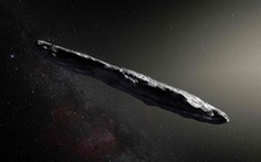 Tàu không gian ngoài hành tinh đã ghé thăm Trái đất?