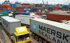 Thiếu bãi đậu xe container trầm trọng, doanh nghiệp vận tải 'kêu'