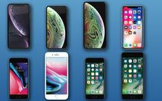 Thời lượng pin điện thoại đời càng mới càng kém
