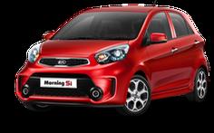 KIA Morning - mẫu hatchback thành công nhất của KIA  tại Việt Nam