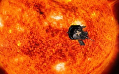 Tàu thăm dò Parker Solar đã đi vào khí quyển mặt trời
