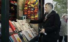 'Quầy bán báo thông tin giả' ở New York