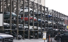 Để đầu tư bãi đỗ xe, Hà Nội cần 1,3 tỉ đôla