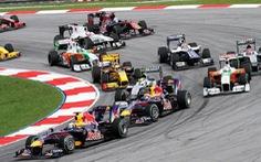 Vingroup lập Công ty Grand Prix Việt Nam tổ chức độc quyền giải đua F1