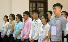 Tuyên y án đối với 15 đối tượng gây rối tại Đồng Nai