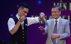Ảo thuật gia Nguyễn Việt Duy: Gương mặt 'hot' của các game show