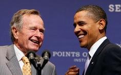 George H.W. Bush - nhà ngoại giao 'duy thực'