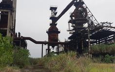 Nhà máy thép đầu tư dang dở, ngân hàng ôm nợ