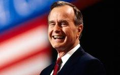 Cựu tổng thống Bush 'cha' 'khai trương' quan hệ bình thường Việt - Mỹ