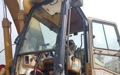 Nổ lớn tại công trình san lấp mặt bằng, 2 người bị thương